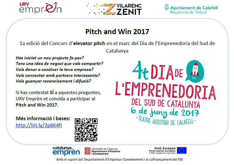 Pitch and Win 2017