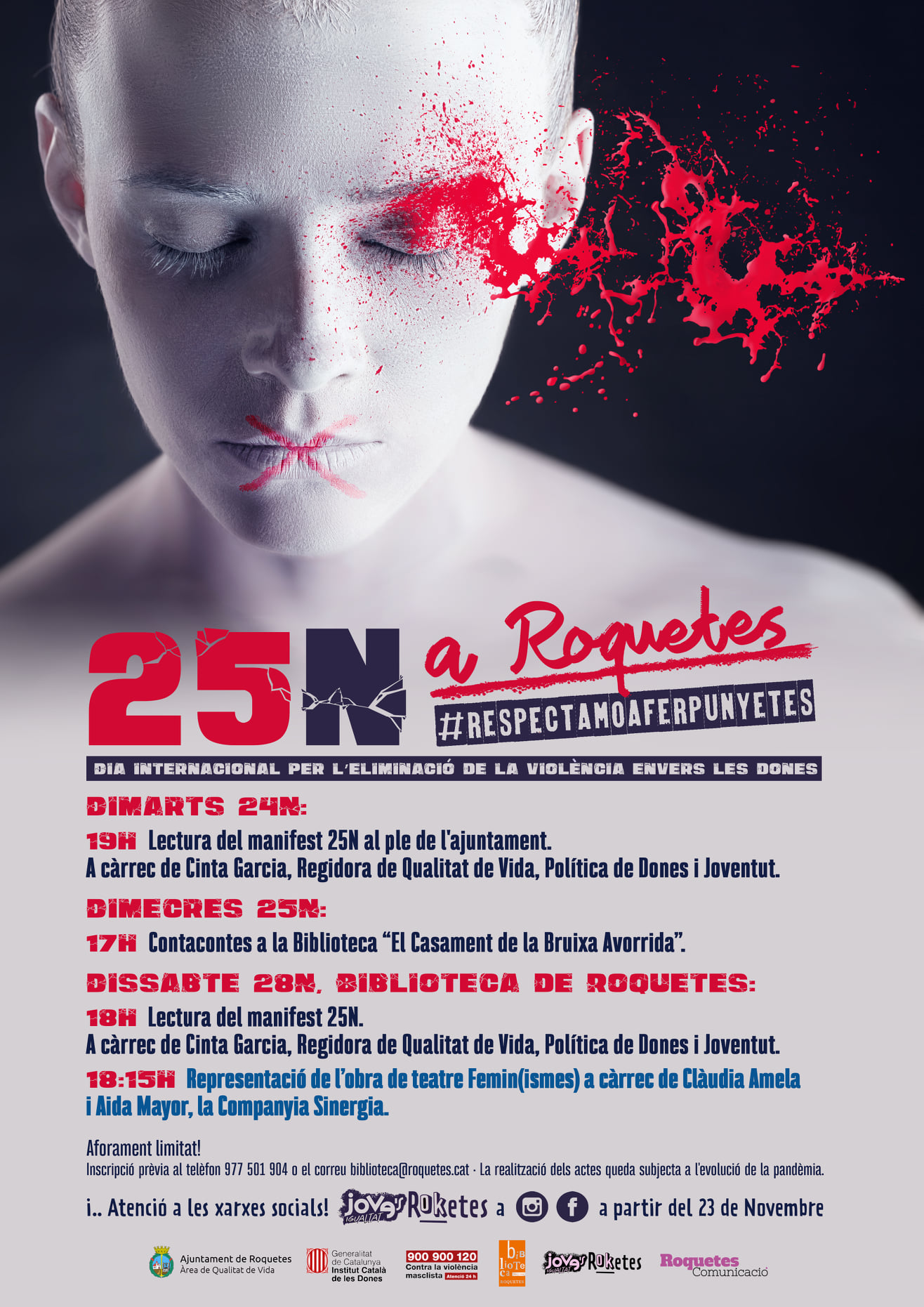 25N Roquetes