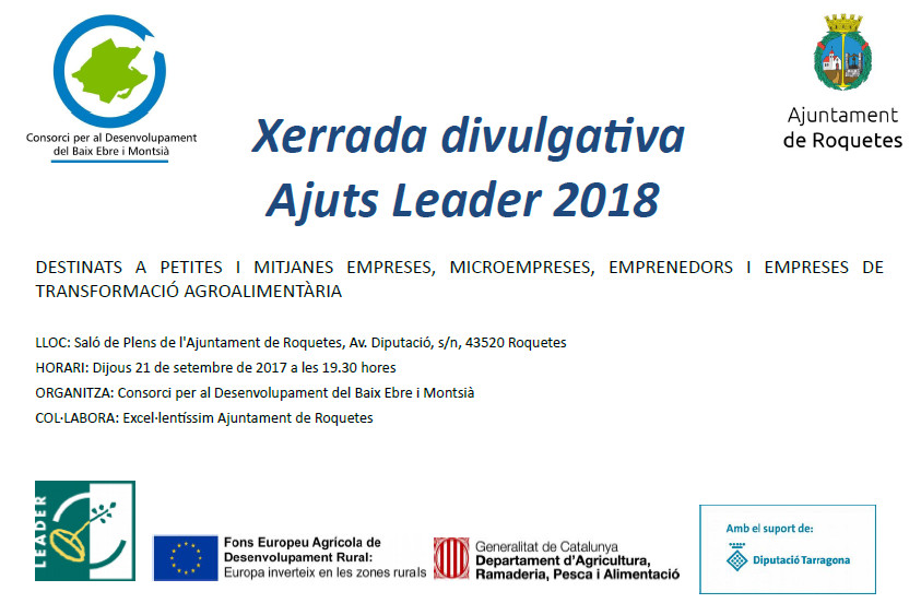 leader 2018 Roquetes 210917
